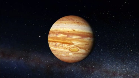 Какую диету соблюдают жители Юпитера?