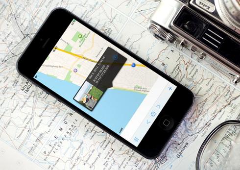 Геолокация - важная функция при краже iPhone