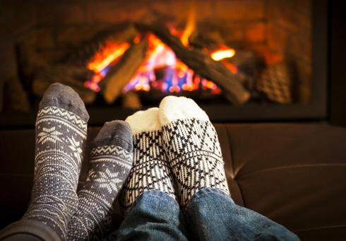 Что делать, если замерзли ноги?