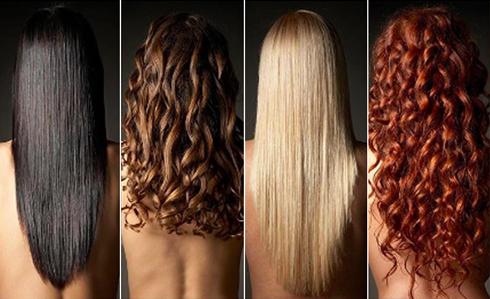 Девушки разных цветотипов