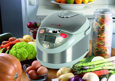 Мультиварка значительно сокращает время готовки