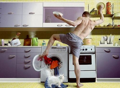 Не требуйте от мужа слишком много!