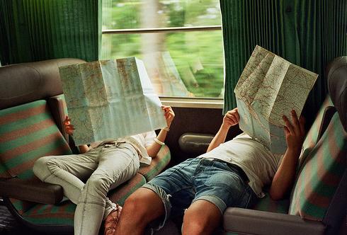Чем заняться в долгой поездке?