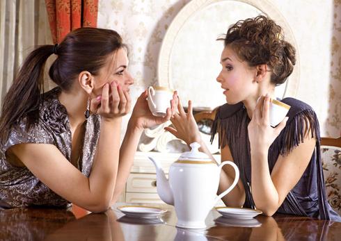 Не бойтесь пригласить соседей на чай