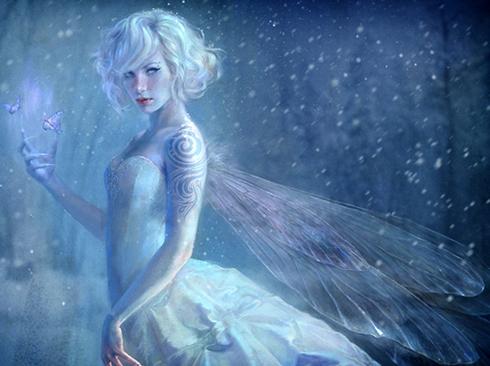 Крылатая фея