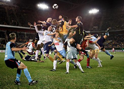 Борьба за мяч