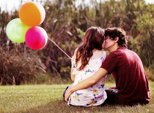 В поцелуях важна свежесть дыхания