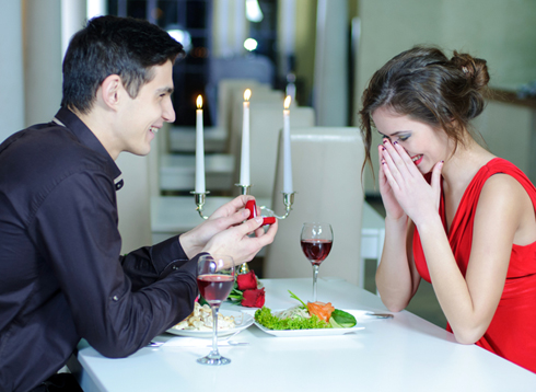 Как сделать девушке предложение?