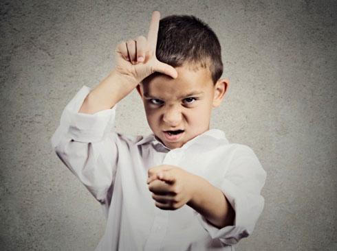Маленькие дети не понимают значения ругательств и не заслуживают наказания