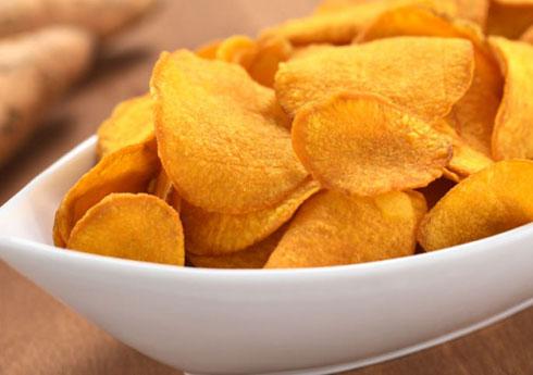 Как приготовить домашние чипсы?