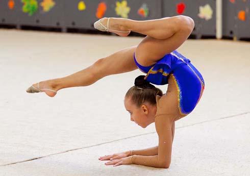 Гимнастика полезна для здоровья практически всех малышей