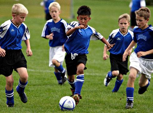Футбол подойдет не каждому ребенку