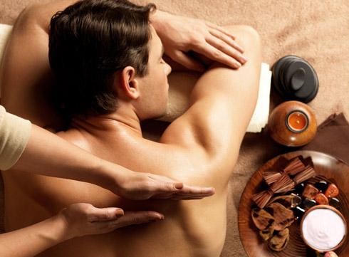 Техника расслабляющего массажа