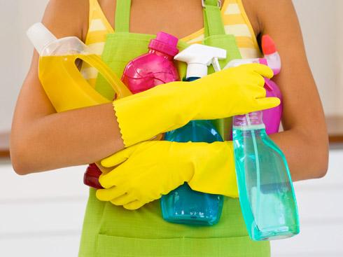 Экономия на чистящих средствах