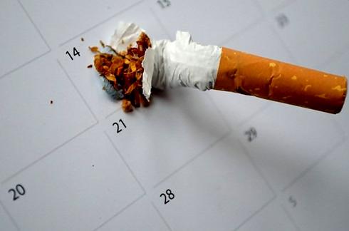 Нужно преодолеть никотиновую зависимость