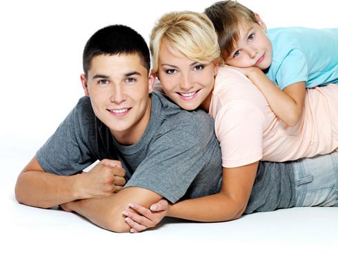 Полноценная семья – это счастье