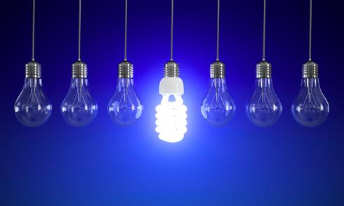 Энергосберегающие лампы сейчас самые популярные