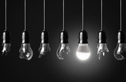 LED-лампа имеет наибольшее число преимуществ