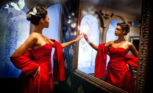 Даосские мудрецы не рекомендуют часто использовать зеркала