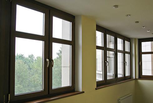 Ламинированные окна предлагают широкий выбор в оформлении