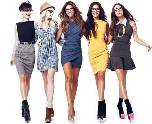 Как одеваться высоким девушкам?