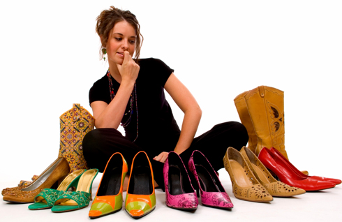 Обувь для невысоких девушек