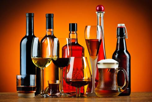 Влияние алкоголя разной степени крепости на организм