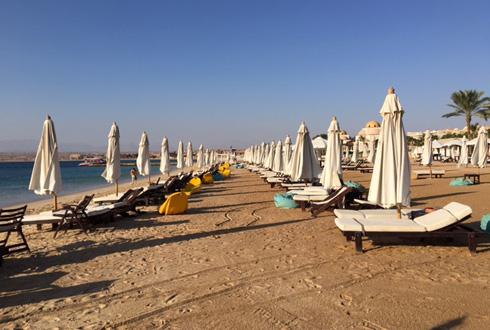 Египет был одним из самых популярных направлений у туристов из России