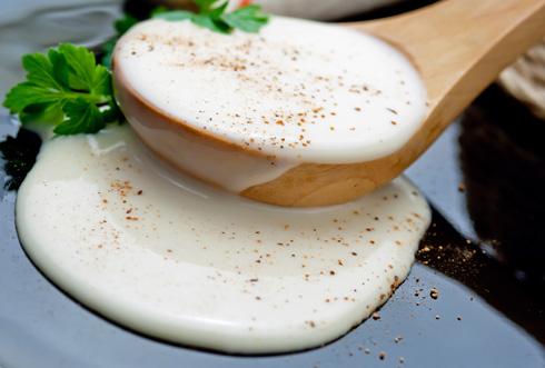 Классический рецепт соуса бешамель