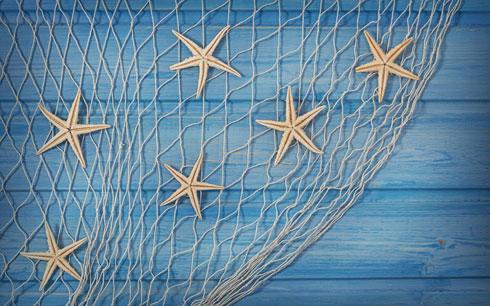 Рыболовная сеть - признак выгодного приобретения