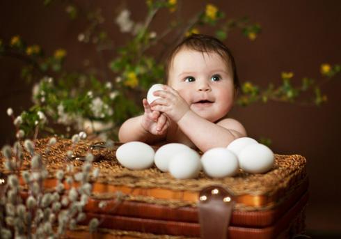 В яйцах содержится большое количество витаминов и минералов