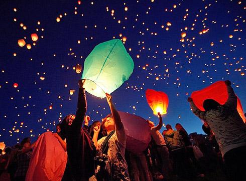 Как отмечают Китайский Новый год