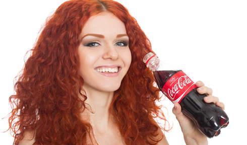 Что будет, если помыть голову кока-колой?