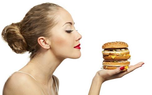 Что делать если хочется есть?