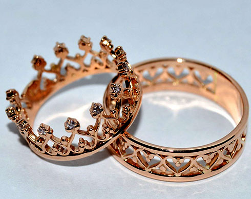 Как подобрать обручальное кольцо?
