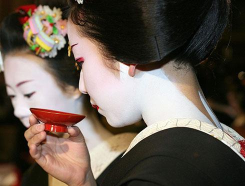 Что пьют на Новый Год японцы