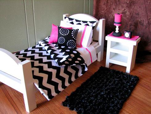 Как сделать мебель для кукол?