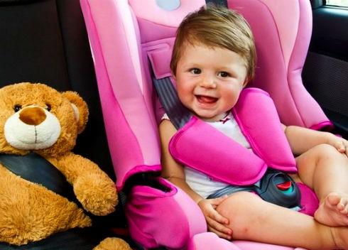 Какое автокресло выбрать для ребенка?