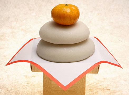 Традиционное новогоднее блюдо японцев