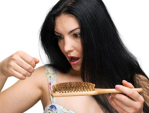 Выпадение волос при использовании масел
