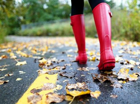 Как ухаживать за резиновой обувью