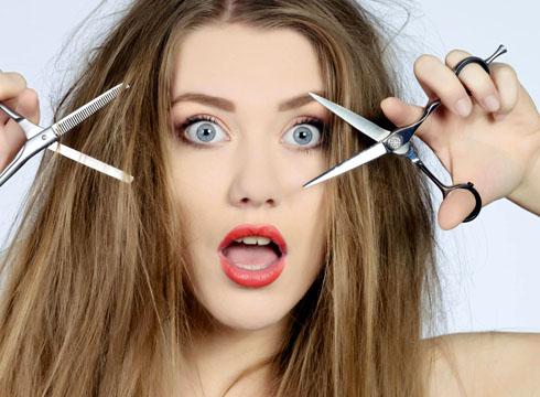 Что делать, если неудачно подстриглась?