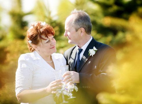 Что подарить на серебряную свадьбу?