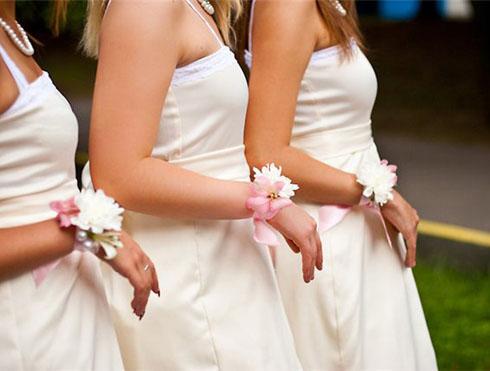 Наряд подружек невесты