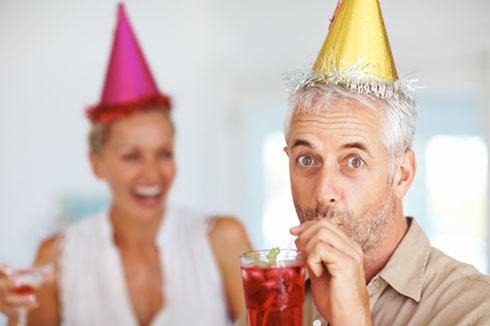 Как организовать юбилей на 50-летие мужчины?