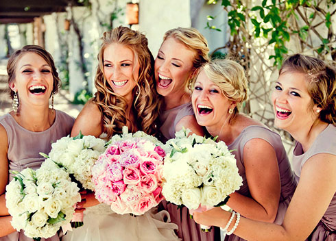 Роль подружек невесты