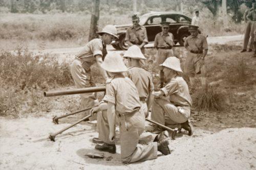 Британские колониальные войска